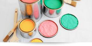 Peintures Chanet pots